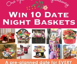 Date Basket Giveaway!