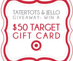 Link Party Palooza — and $50 Target Giveaway!