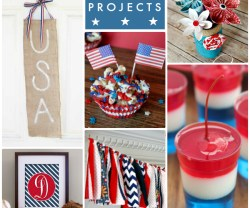 Great Ideas — 18 Patriotic Projects!
