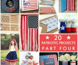 20 Patriotic Projects Part Four