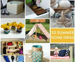 20 Summer Home Ideas
