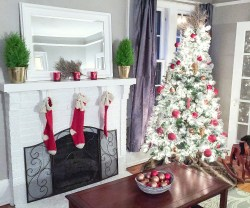 Lowes Holiday Makeover — Reveal in Macon, Georgia!