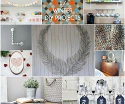 Great Ideas — 17 Winter DIY Projects!