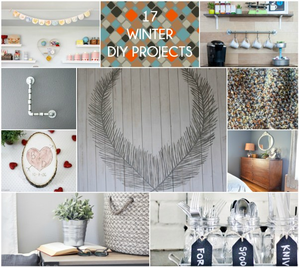 17 DIY Winter Projects