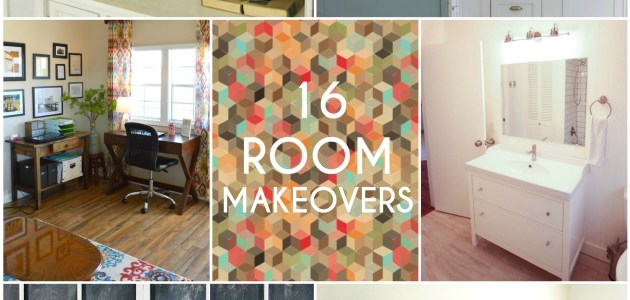 16 Room Makeovers