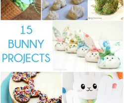 Great Ideas — 15 Bunny Projects!