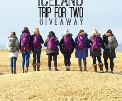 Win a Trip for 2 to Iceland!!