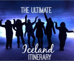 Iceland Dream Trip: Itinerary