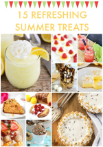 Great Ideas — 15 Refreshing Summer Treats!