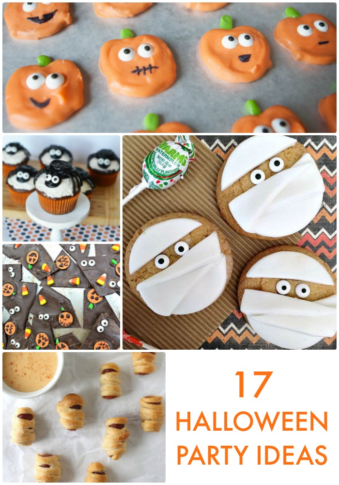 Great ideas 17 halloween party recipes tatertots and for How to have a great halloween party
