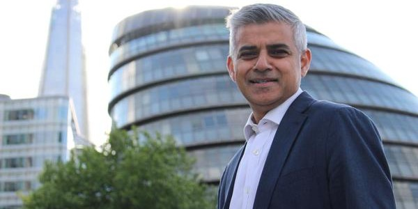SADIQ KHAN HERALDS NEW ERA FOR LONDON'S TAXI AND PRIVATE HIRE TRADES
