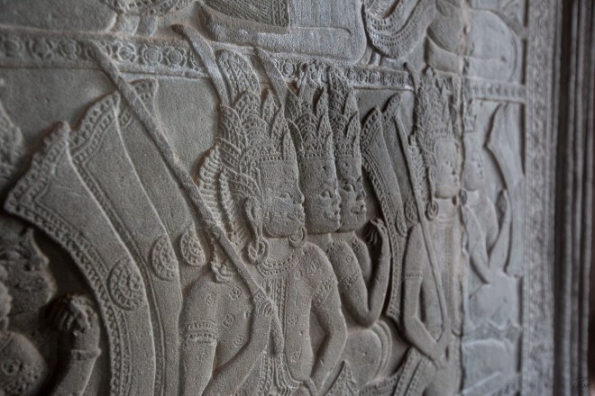 AngkorWatWarriorCarving