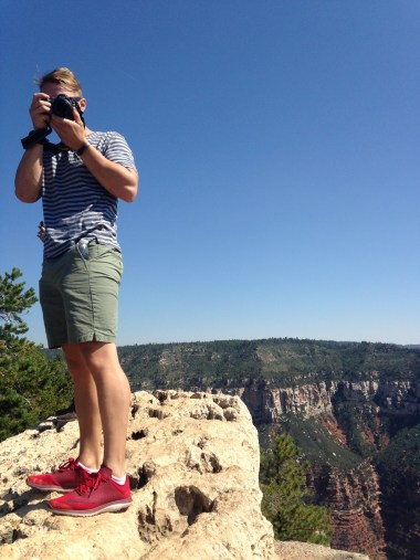When In The Grand Canyon