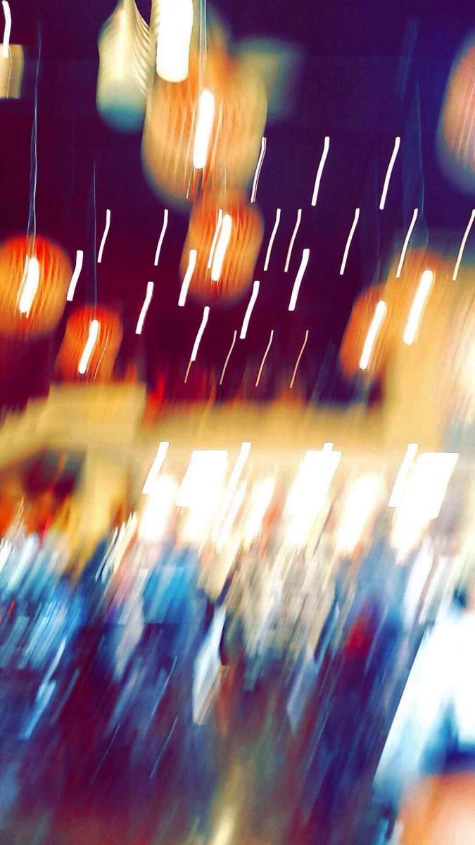 Wednesday Wisdom - When life gets blurry...