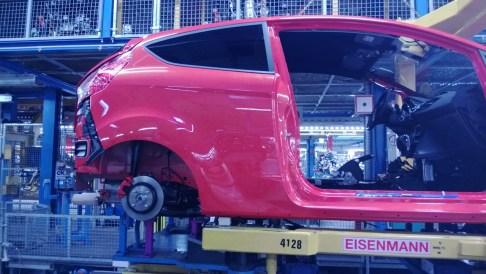Fiesta Ford Werk