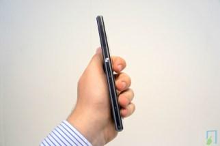 Sony Xperia Z1 Aluminiumrahmen
