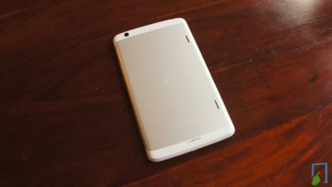 LG G Pad 8.3 Alu Rückseite