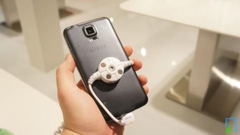 Vergleich Samsung Galaxy S5 & LG G2
