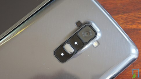LG G Flex Rear Key