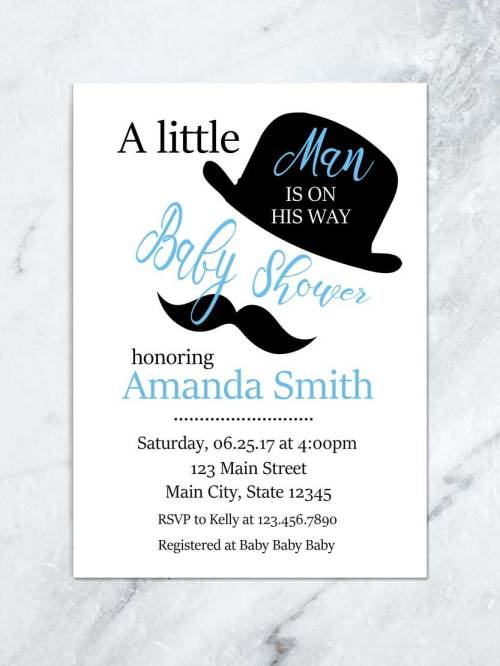 Neat Mustache Baby Shower Little Man Is On His Blue Baby Digital File Mustache Baby Shower Little Man Is On His Blue Baby Little Man Baby Shower Table Ideas Little Man Baby Shower Me