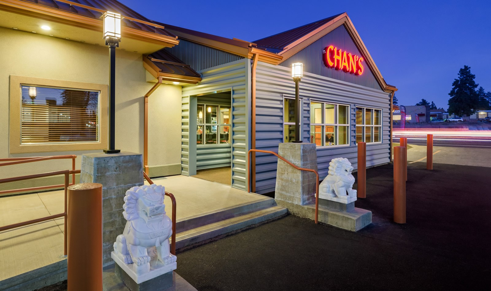 Renovated Chinese Restaurant
