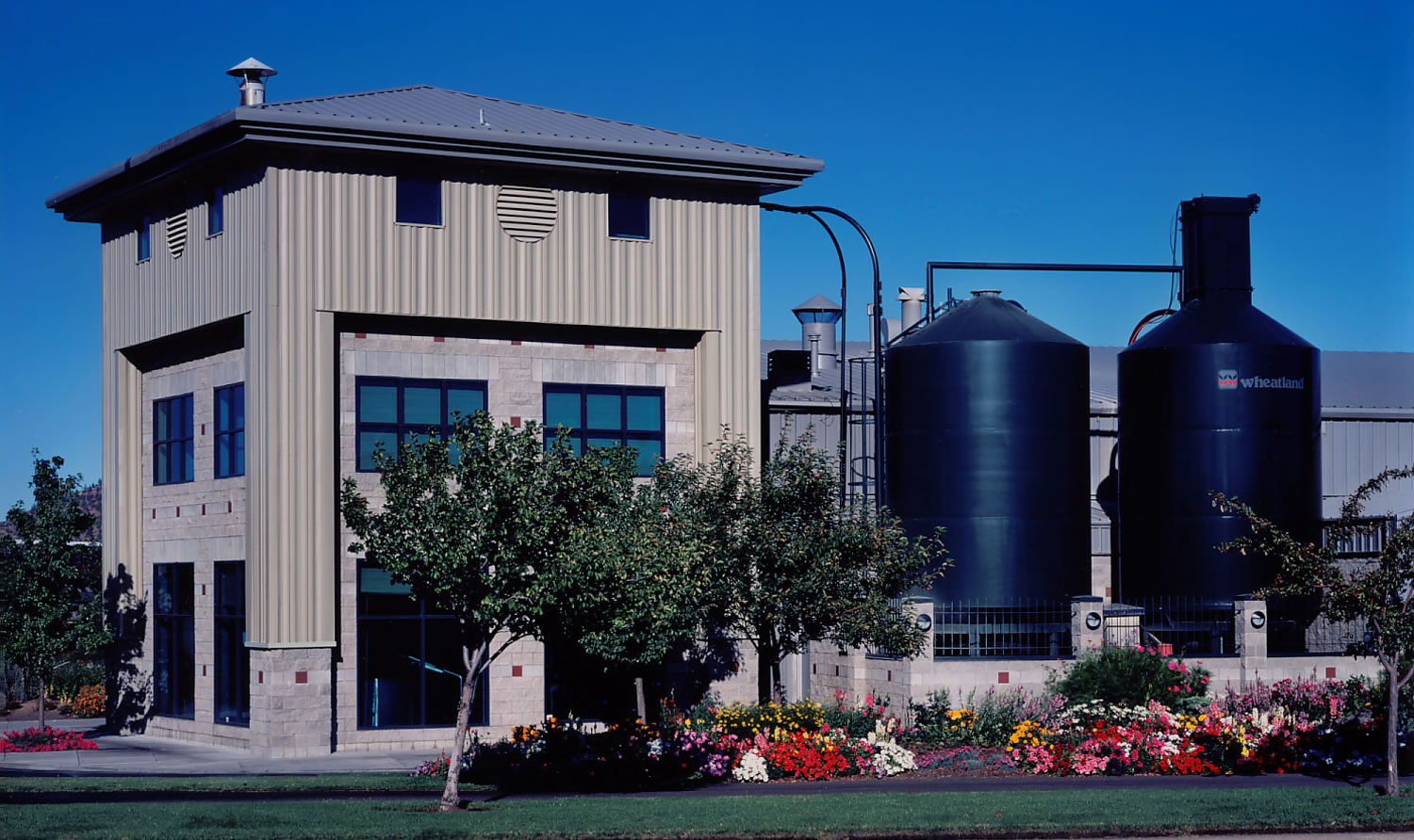 Brewing Towers
