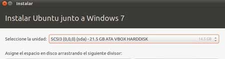 Instalar Ubuntu en Windows 7