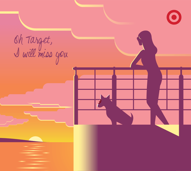 Target-I-will-miss-you