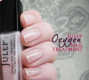 Julep Oxygen Nail Treatment Review