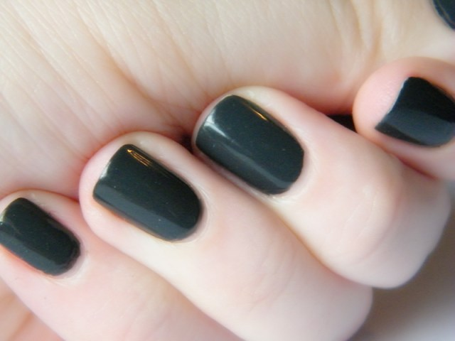 OPI Infinite Shine Strong Coalition Swatch & Review Day 3