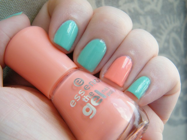 Essence The Gel Canada Collection Swatches & Review