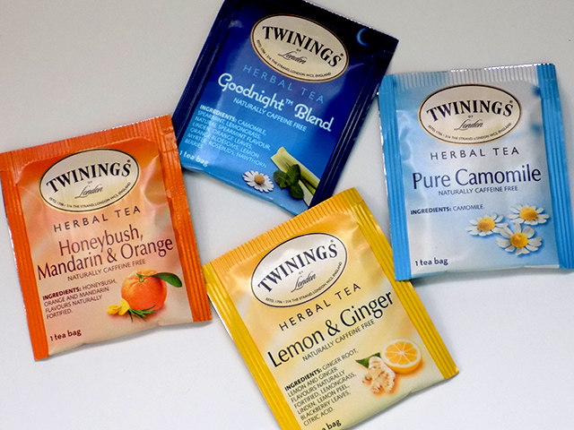 Twinings Herbal Tea Variety Review