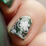 Easy St. Patrick's Day Nail Art Ideas