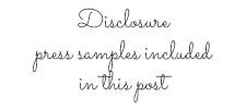 Disclosure Press Samples