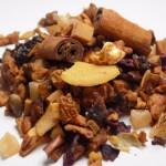 DAVIDsTEA Caramel Corn Tea Latte Review