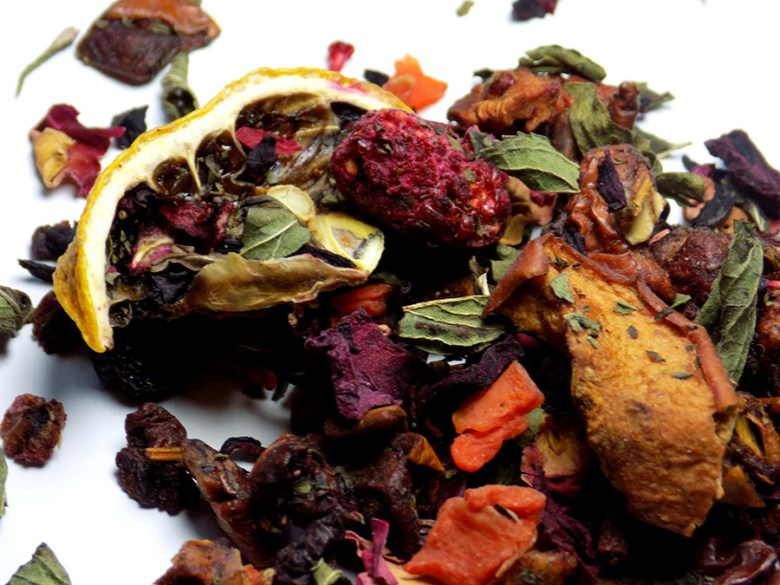 DavidsTea Raspberry Mojito Tea Loose Leaf Tea 2