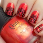 Quo by Orly Freshly Cut Stamped Manicure
