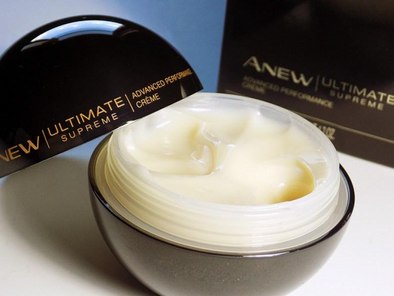 Avon Anew Ultimate Supreme Advanced Performance Creme - New in Avon Skincare October-November 2016