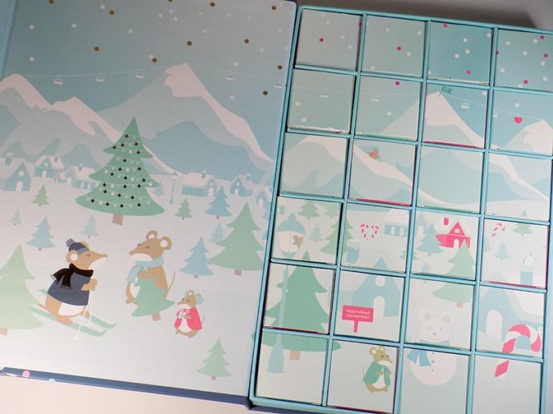 2016 DavidsTea Advent Calendar - Final Design