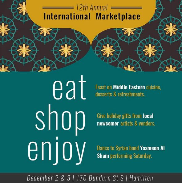 International Working Centre International Marketplace 2016 - Ladida and More