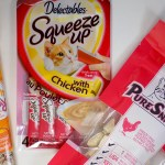 Latest Favourite Cat Treats From Delectables, Pure Snacks & Friskies
