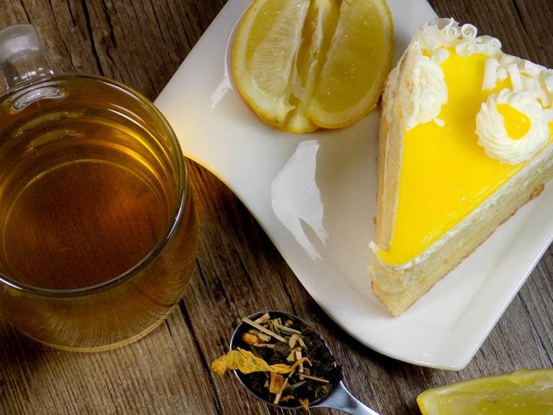 DavidsTea Lemon Pound Cake Review 3