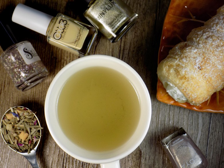 DavidsTea Vanilla Swirl Tea Review 6