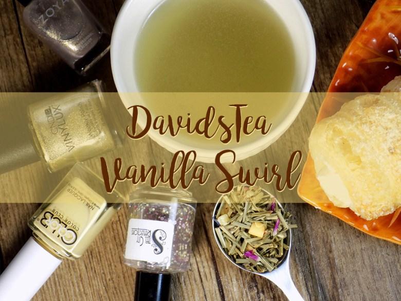 DavidsTea Vanilla Swirl Tea Review header