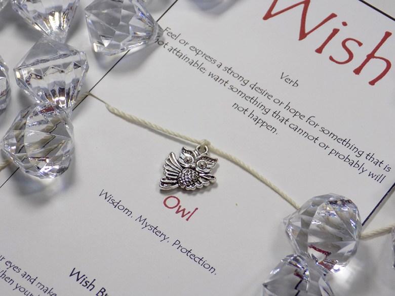 Craftadian Artisan Box May 2017 - - Dream Willow Studio Wish Bracelet
