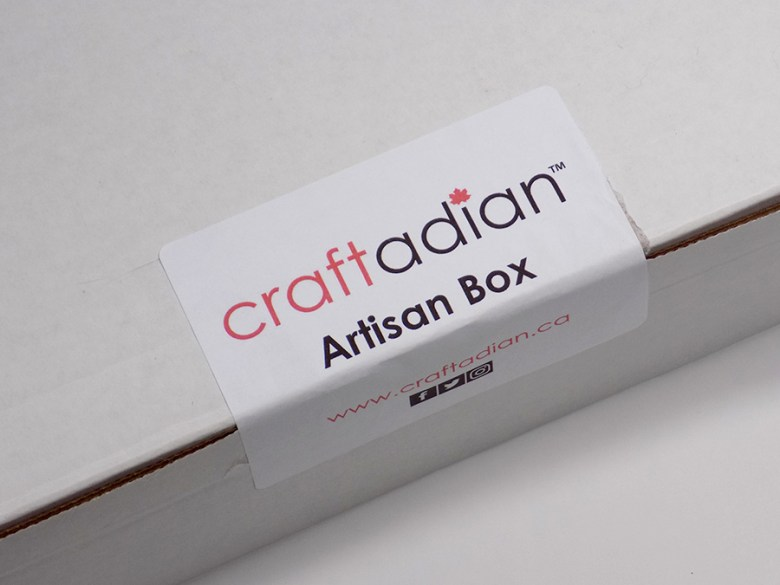 Craftadian Artisan Box May 2017 Preview