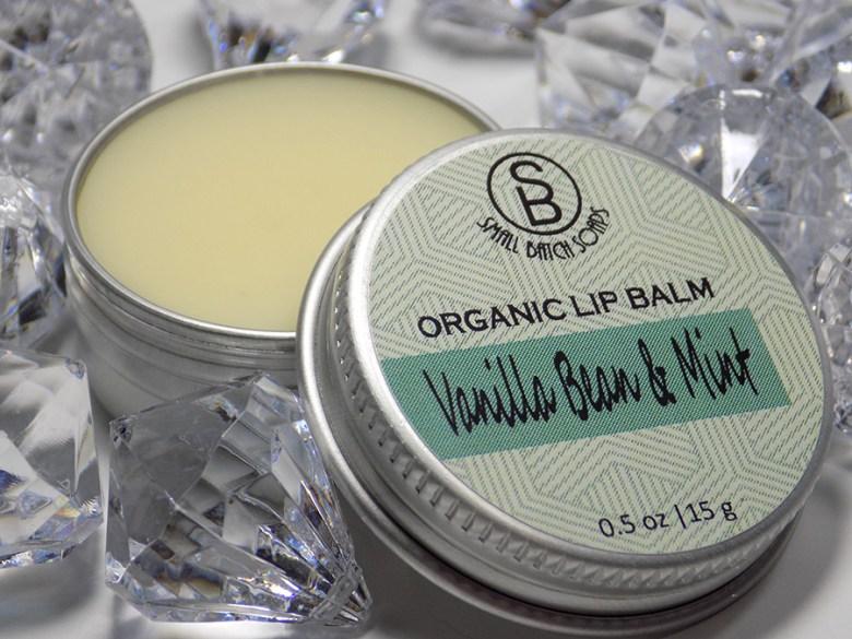 Craftadian Artisan Box May 2017 - -Small Batch Soaps Lip Balm