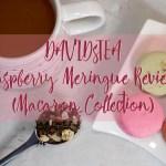 DAVIDsTEA Raspberry Meringue Tea Review (Macaron Collection)