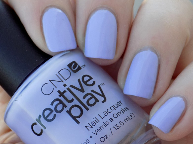 CND Creative Play Barefoot Bash from Sunset Bash Collection - Swatch in Shade