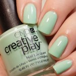 CND Creative Play Shady Palms Swatches & Review